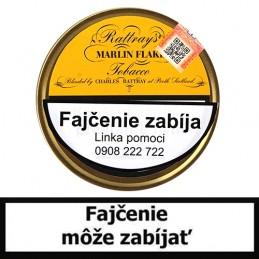 Fajkový tabak Rattrays Marlin Flake 50g (pôvodne Peterson)