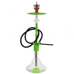 Vodná fajka DUD Apache Green 75 cm