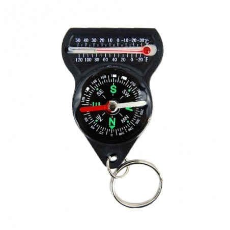 Kľúčenka kompas