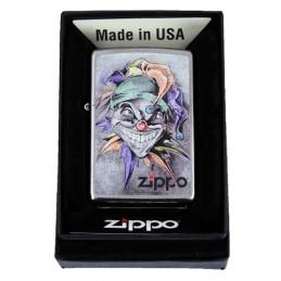 Zippo Zapaľovač Klaun