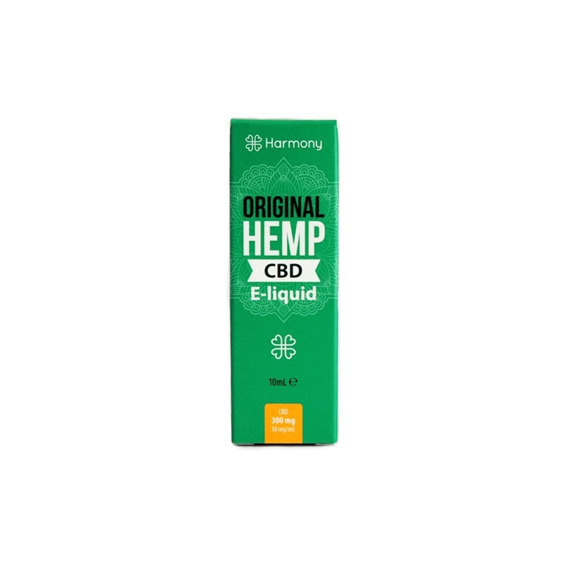 CBD liquid 300mg/ 10ml - Original Hemp