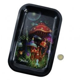 Magic Mushroom Roll tray kovová M