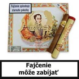 Cigary Bolivar Tubos No.1 -  Balenie 25 ks