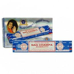 Vonné tyčinky Nag Champa Agarbatti