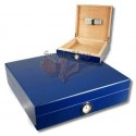 Office Humidor Blue 25