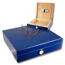 Office Humidor Blue 25
