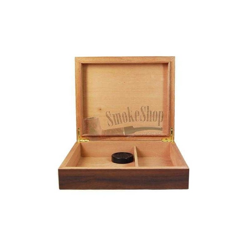 Humidor Cigarrito 50 Walnut