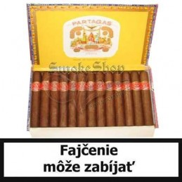 Cigary Partagas Shorts - Balenie 25 ks