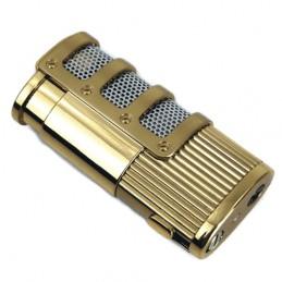 Tryskový zapaľovač na cigary Jobbon Gold