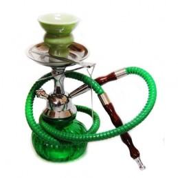 Vodná fajka Smoke mini (zelená)