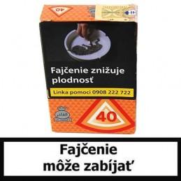 Tabak do vodnej fajky AL FAKHER 50 g - Žltý melón