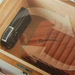 Hunidor ND ventilátor