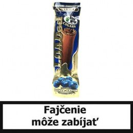 Mini cigary Loaded cigarillo - Čučoriedky/box po20