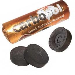 Uhlíky do vodnej fajky Carbopol 40 mm
