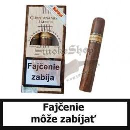 Cigary Guantanamera Minutos - Balenie 3 ks