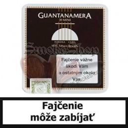 Cigary Guantanamera Minis - Balenie 20 ks