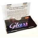 Papieriky GLASS transparent 1/4
