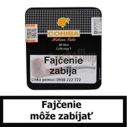 Cigary Cohiba Mini Tin - Balenie 20 ks