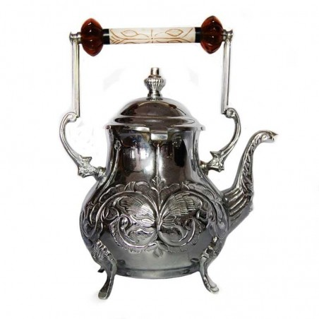 Čajová konvica Silver