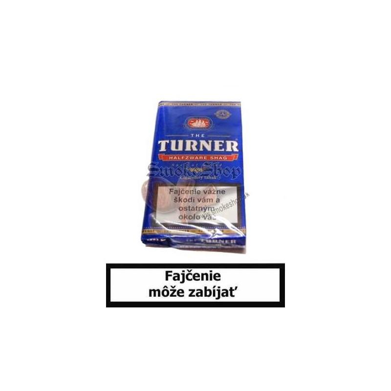 Cigaretový tabak Turner 40g (halfzvare shag)