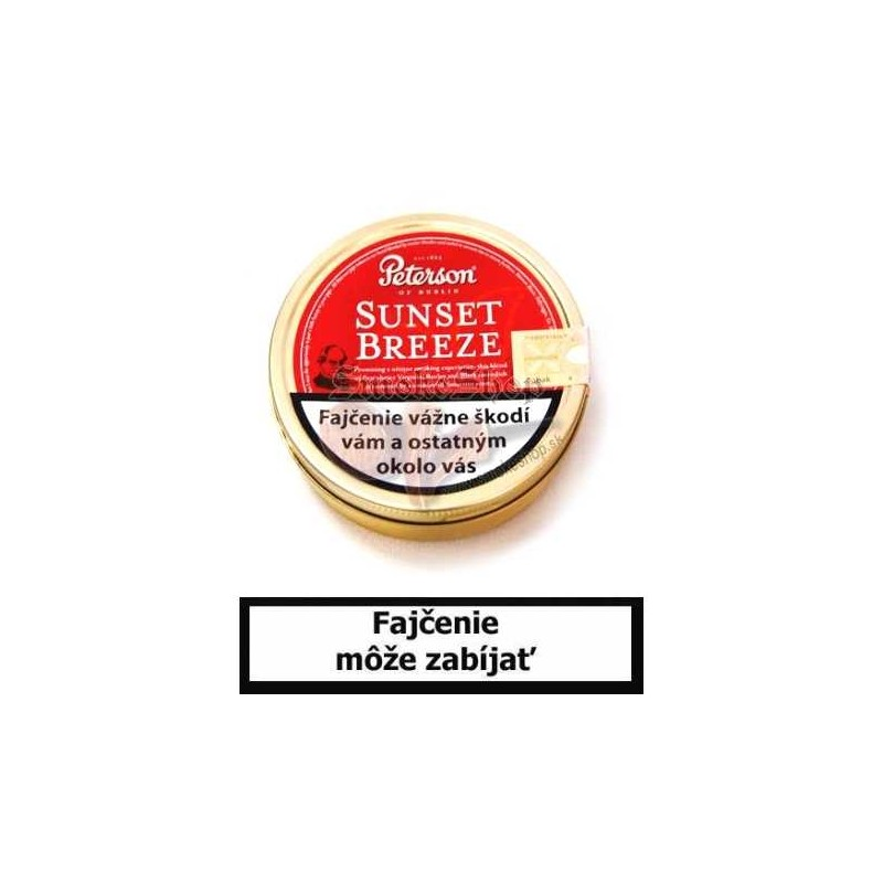 Fajkový tabak Rattrays - Union Jack (Peterson Sunset Breeze) 50g