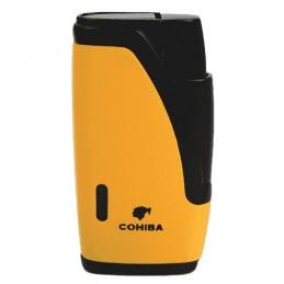 Zapaľovač COHIBA mini žltý