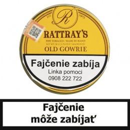 Fajkový tabak Rattrays Old Gowrie 50 g (Peterson)