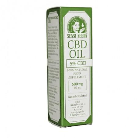 CBD Oil Sensi Seeds 10 ml / 5 %