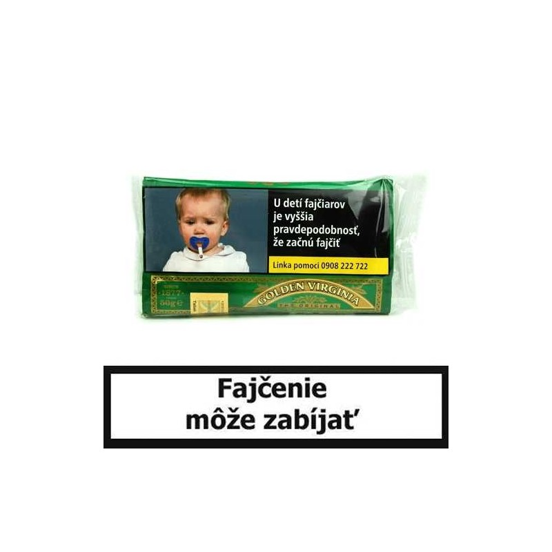 Cigaretový tabak Golden Virginia 50g