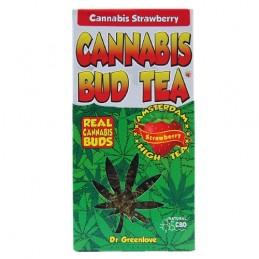 Čaj Cannabis with Strawberry