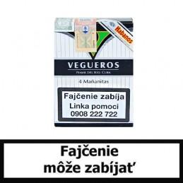 Cigary Vegueros - Maňanitas 4 ks