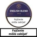 Fajkový tabak Vauen English Blend & Vanilla 50g