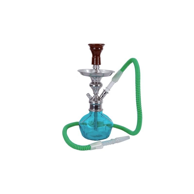 Vodná fajka Aladin Minimi 2 - Zelenotyrkysová
