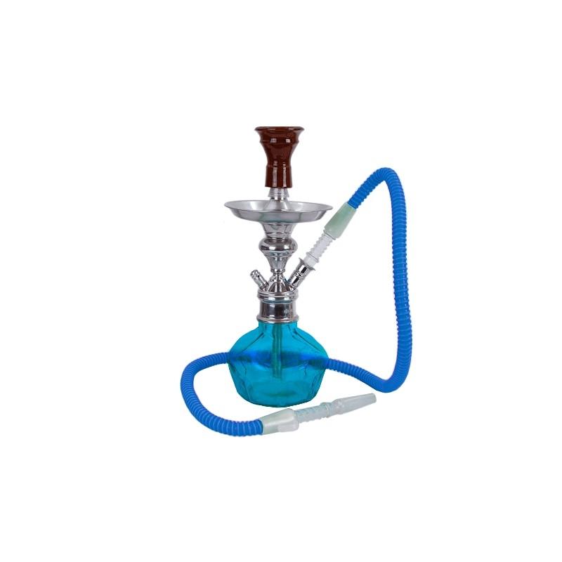 Vodná fajka Aladin Minimi 2 - Tyrkysová