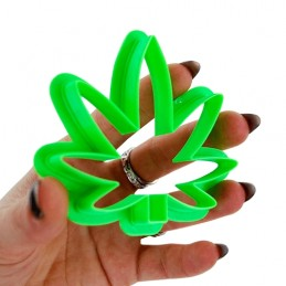 Formička vykrajovač na koláče Cannabis Leaf