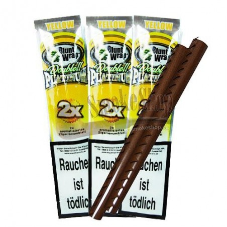 Platinum blunts - mango (YELLOW)