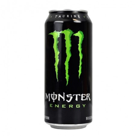 Dream Box Monster Energy Drink