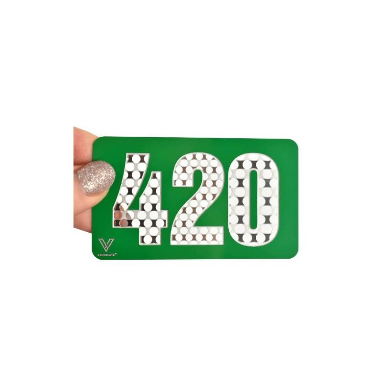 Drvička Multi-colour Card
