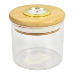 Hygrometrová nádoba sklenená