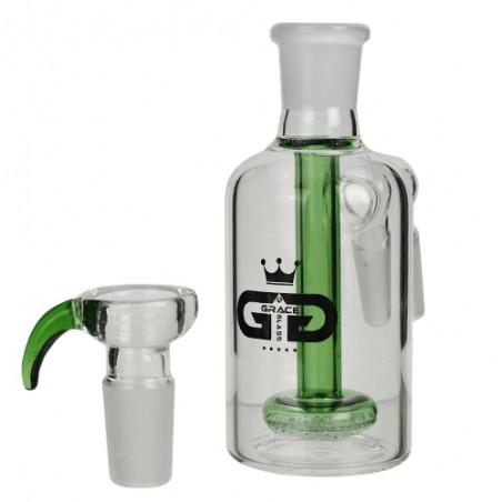Grace Glass Precooler na bongo Green 19