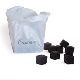 Prírodné uhlie do vodnej fajky Narine EKO 1kg