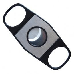 Orezávač na cigary s priemerom 19 mm - Čierny