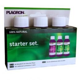 Sada hnojív Plagron Starter set 100% Natural