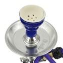 Vodná fajka Aladin Roy 45 cm - Fialová
