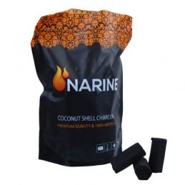 Uhlie do vodnej fajky Narine Hexagon 1kg
