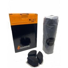 Uhlie do vodnej fajky Narine Triad 1 kg