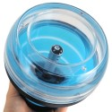 Vodná fajka Amy Deluxe Bubble Bag 50 cm