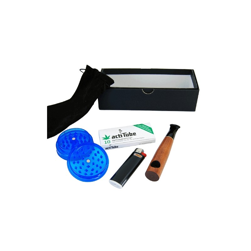 Sypuera Carbon pipe set