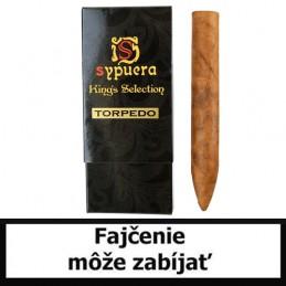 Cigary Sypuera King's Selection Torpedo - Balenie 3 ks