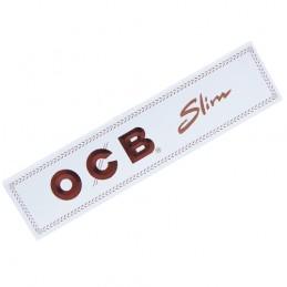 Cigaretové papieriky OCB King Size Slim White